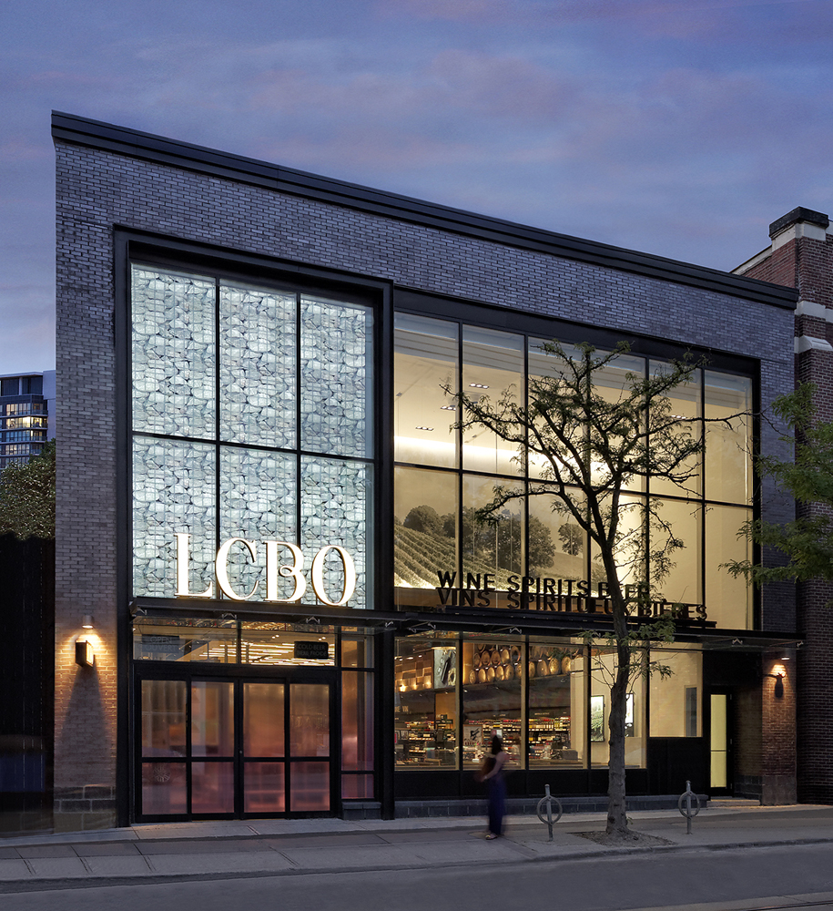 Lcbo Urban Infill Ii By Iv Design
