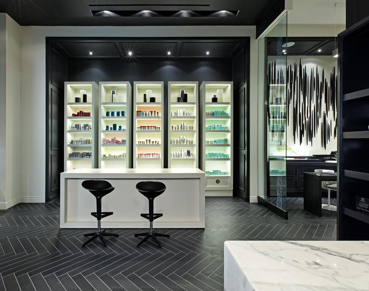 Donato Salon And Spa Ii By Iv Design
