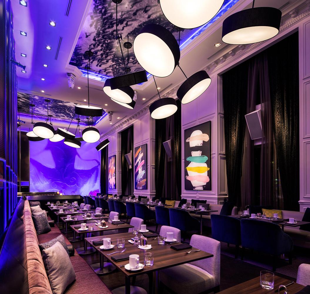 America Restaurant Design